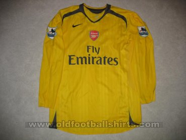 Arsenal Away football shirt 2006 - 2007