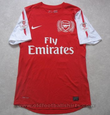 Arsenal Home football shirt 2011 - 2012