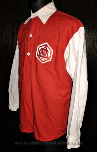 Arsenal Retro Replicas football shirt 1933 - 1957