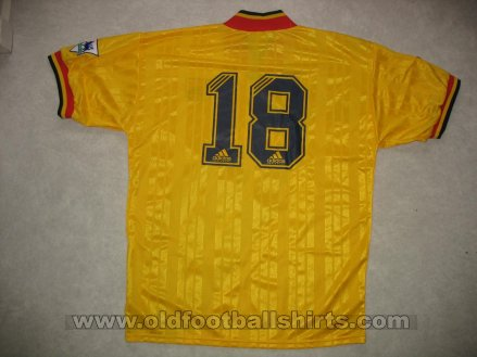 Arsenal Away football shirt 1993 - 1994
