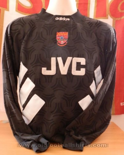 Arsenal Goalkeeper football shirt 1993 - 1994