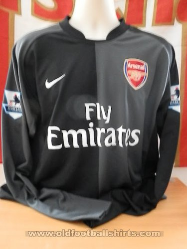 Arsenal Goalkeeper football shirt 2006 - 2007