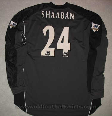 Arsenal Goalkeeper football shirt 2005 - 2006