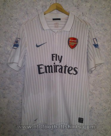 Arsenal Third football shirt 2009 - 2010
