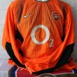 Goalkeeper football shirt 2002 - 2003
