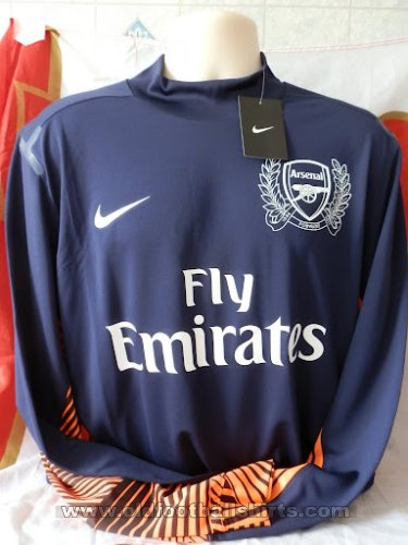 Arsenal Goalkeeper football shirt 2011 - 2012