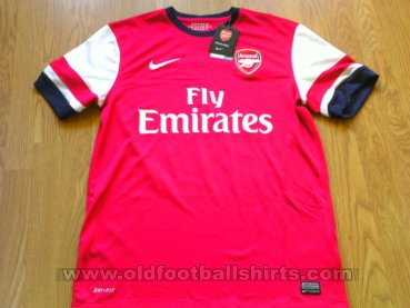 Arsenal Home football shirt 2012 - 2014