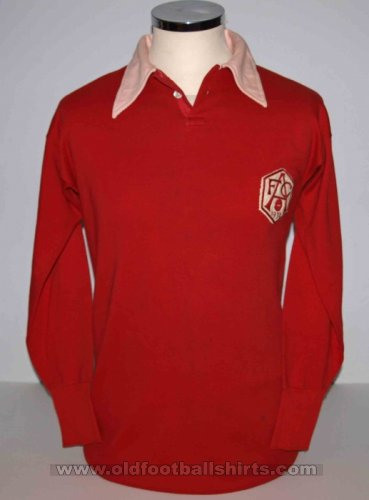 Arsenal Home football shirt 1931 - 1932