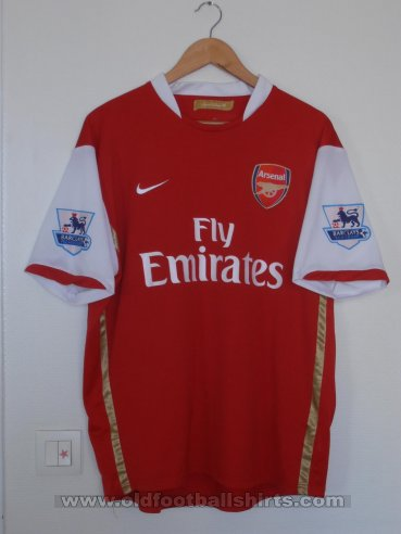 Arsenal Home football shirt 2006 - 2008