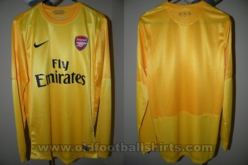 Arsenal Goalkeeper football shirt 2012 - 2013