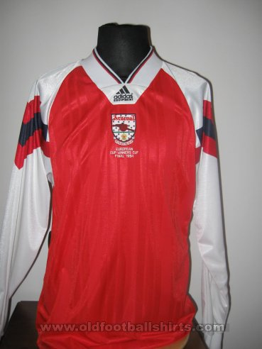 Arsenal Cup Shirt football shirt 1994