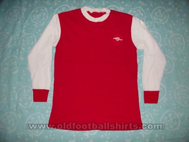 Arsenal Home football shirt 1967 - 1978