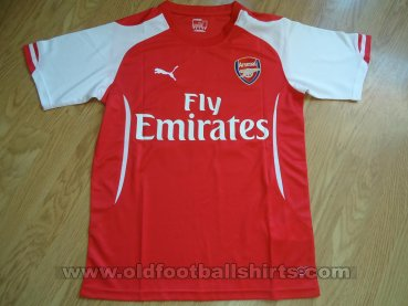 Arsenal Home football shirt 2014 - 2015