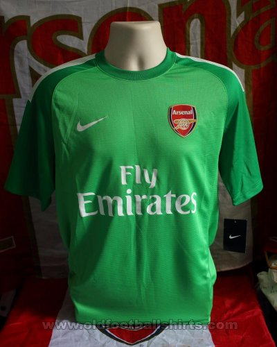 Arsenal Goalkeeper football shirt 2013 - 2014