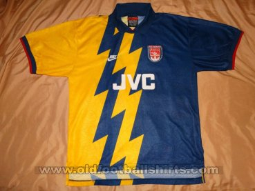 Arsenal Special football shirt 1995 - 1996