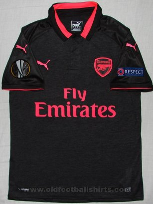 Arsenal Third football shirt 2017 - 2018