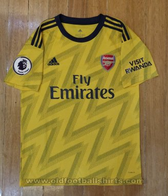 Arsenal Away football shirt 2019 - 2020