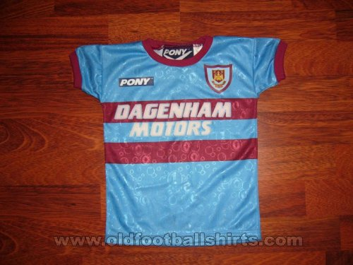 West Ham United Special football shirt 1995
