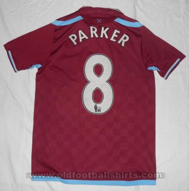 West Ham United Home football shirt 2009 - 2010