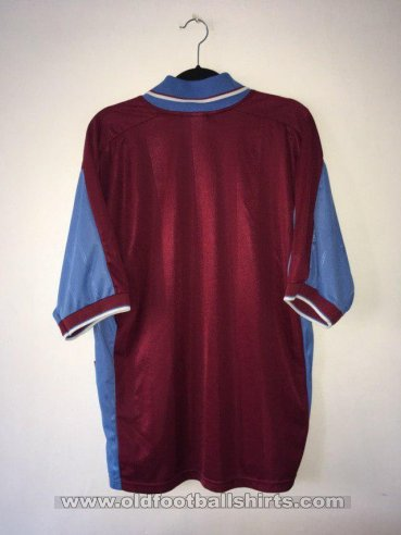 West Ham United Home football shirt 1997 - 1998
