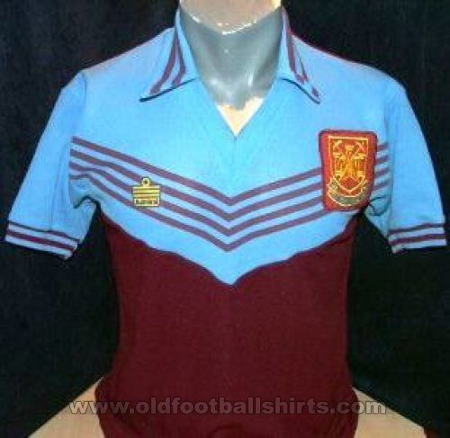 West Ham United Home football shirt 1976 - 1980