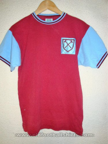 West Ham United Retro Replicas football shirt 1964 - ?
