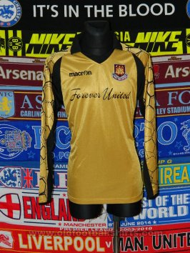 West Ham United Special football shirt 2010 - 2012