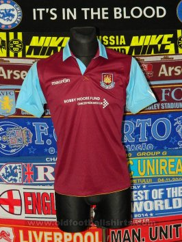 West Ham United Special football shirt 2010 - 2011
