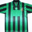 Sassuolo football shirt 2000 - 2001