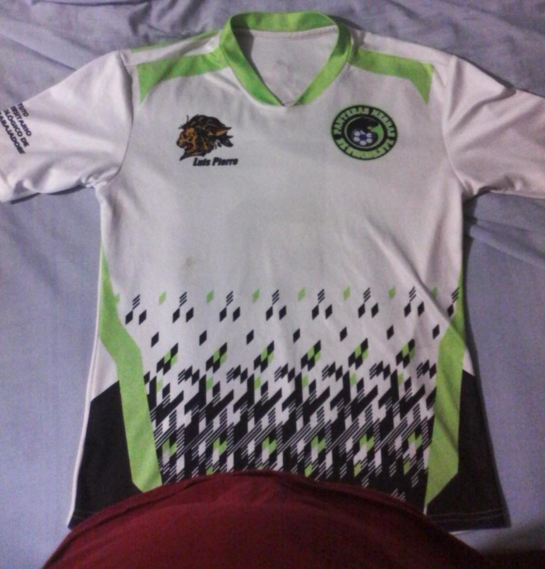 camiseta negra de mexico 2015