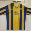 Stenhousemuir football shirt 1995 - 1996
