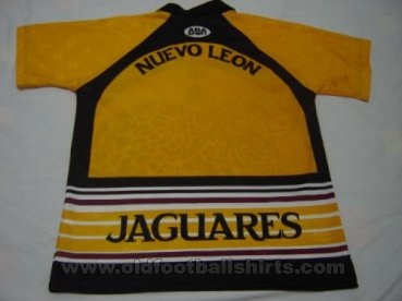 Jaguares San Nicolas Home football shirt (unknown year)