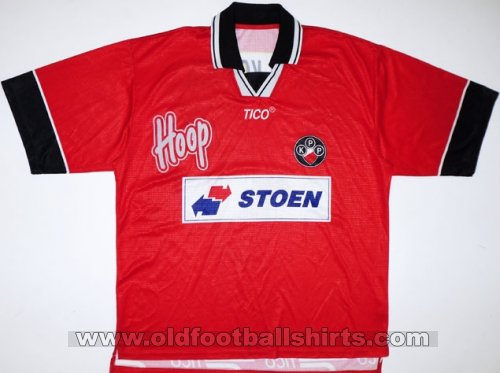 Polonia Warsaw Third football shirt 2000 - 2001