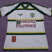Club Atletico San Miguel Away football shirt 2000 - 2001