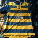 Cadiz football shirt 2009 - 2010
