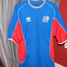 Iceland Maillot de foot 2004 - 2005