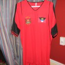 Antigua and Barbuda football shirt 2006 - 2008
