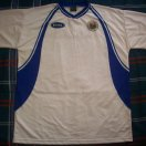 Curaçao football shirt 2006 - 2008