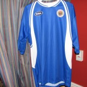 Away football shirt 2006 - 2008