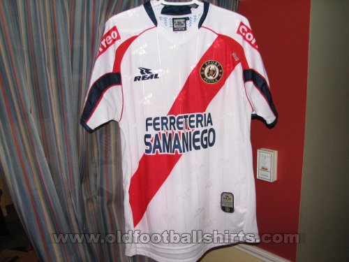 Sport Aguila Home football shirt 2009