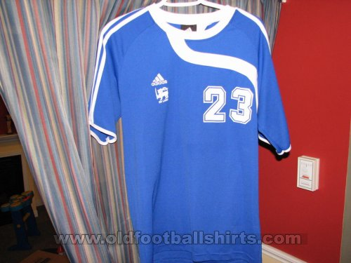 Sri Lanka Home football shirt 2006 - 2008