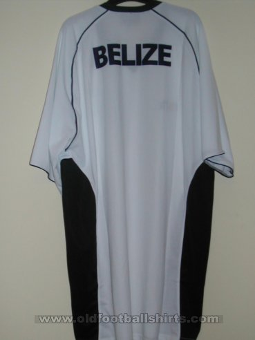 Belize Away football shirt 2011 - ?