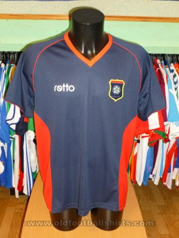 Belize Home football shirt 2011 - 2012