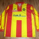 Farum Boldklub football shirt 2001 - 2002