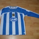 Wigan Athletic football shirt 2005 - 2006