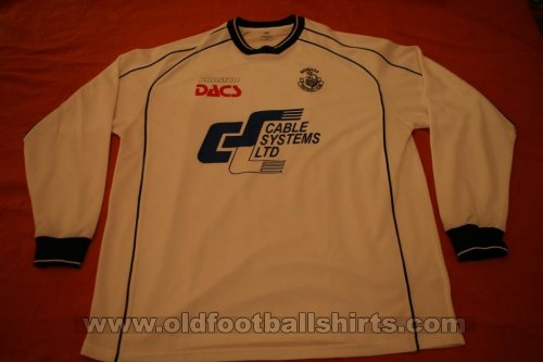 Gap Connahs Quay Home football shirt 2005 - 2006
