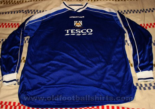 Haverfordwest County Home Maillot de foot 2000 - 2001