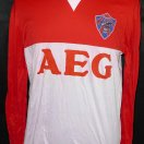 Valur football shirt 1985 - 1990