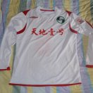 Zhanjiang Tiandi No.1 football shirt 2008