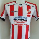 Beskid Andrychow football shirt 2008 - 2009